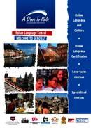 A Door to Italy Brožura (PDF)