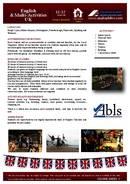 Anglophiles Summer School Брошура (PDF)