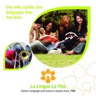 La Lingua La Vita Folheto (PDF)