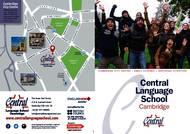 Central Language School Folheto (PDF)