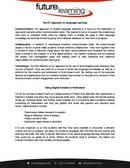 Course methodology (PDF)