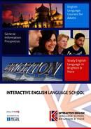 Interactive English Language School, Ltd. Folheto (PDF)