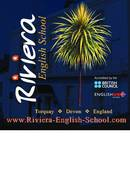 Riviera English School Broschyr (PDF)