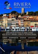 Riviera French Institute カタログ (PDF)