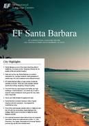 Arkusz informacyjny EF International Language Centre Santa Barbara