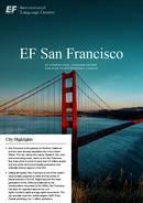 EF International Language Center San Francisco Information Sheet