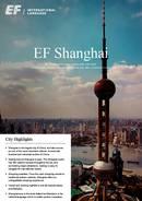 EF International Language Center Shanghai Information Sheet