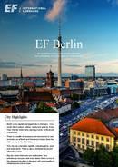 EF International Language Center Berlin Information Sheet