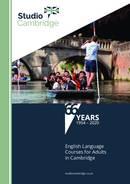 Studio Cambridge Folheto (PDF)