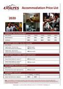 Accommodatie 2020