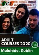 ICE Irish College of English แผ่นพับโฆษณา (PDF)