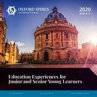 Oxford Spiers broschyr 2020