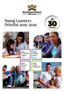 2020年未成年人/青少年项目价格表