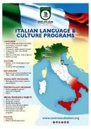 Centro Studi Italiani Broschüre (PDF)