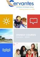 Cervantes Escuela Internacional Brochure (PDF)