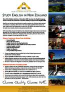 Waikato Institute of Education Брошура (PDF)