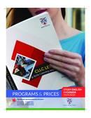 CLLC Canadian Language Learning College Broschyr (PDF)