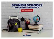 Brochure e listino prezzi della scuola COINED 2020