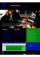 Информационный документ о Professional Diploma