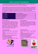 Çocuk Programı (PDF)