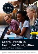 Ucz się francuskiego w Montpellier