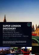 Программа Super London Discovery