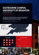 Программы для подростков в кампусе Истборна от Брайтонского университета
