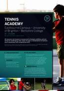 Теннисная академия в Истборне