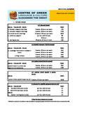 Gresk språkskole Alexander den store, prisliste og datoer 2020/2021