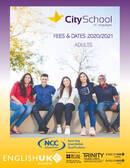 Цены и даты City School of Languages 2020/2021