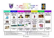 Sportello informazioni turistiche Luglio 2020