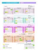 MLI Kalendarz Szkolny 2021