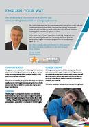 Brochure per studenti Junior, InTuition Melbourne