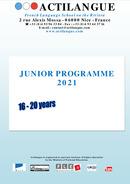Junioriohjelma 2021
