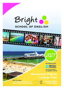 Bright School of English Brožura (PDF)