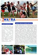 WAYRA Spanish School Brosjyre (PDF)
