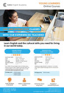 CEA Young Learners Online Courses