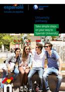 Brochure de Españole International House University Pathway