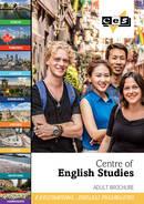 Centre of English Studies (CES) Broschüre (PDF)