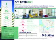 APT Living Residence 2021