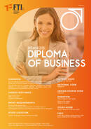 Diploma of Business 2020-2021 at FTI Melbourne