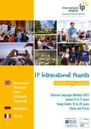 International Projects Young Adults Summer School Folheto (PDF)