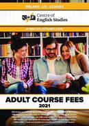 2021 Kursy dla dorosłych Centre of English Studies Toronto