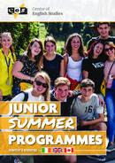 Broszura Programy dla Juniorów w Toronto