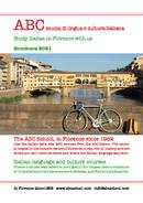 Brochure ABC Firenze