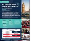 Курс для будущих лидеров в Университете Брунеля