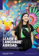 2021 Brochure for Kaplan International Languages, Toronto