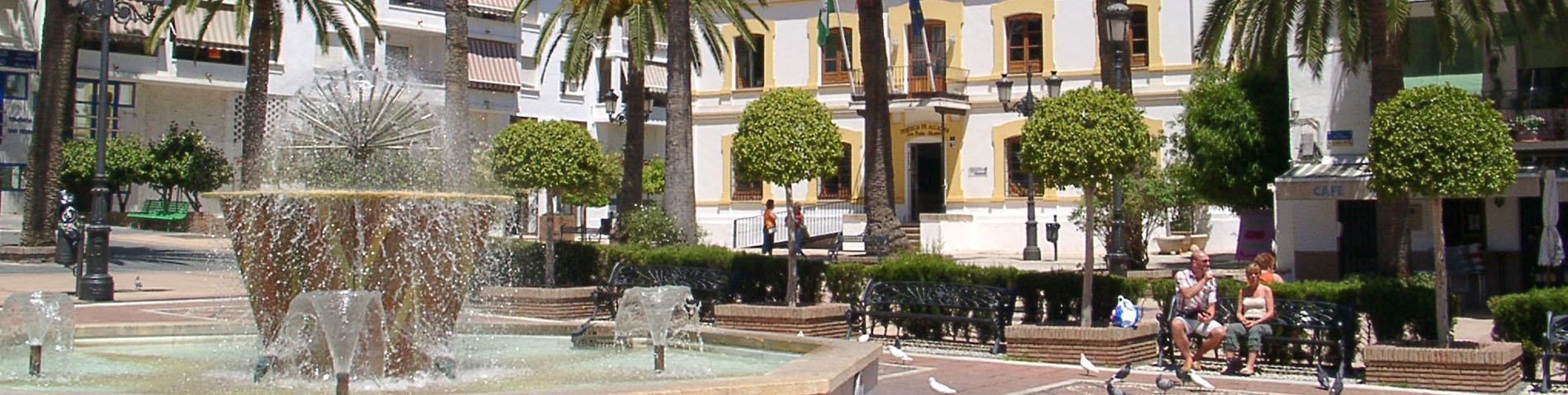 圣佩德罗-德阿尔坎塔拉(San Pedro de Alcántara)