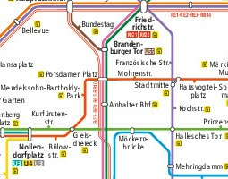 Berlin Carte de transport public