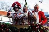 карнавал в Кьолн